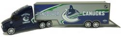 NHL 1/64 DIE CAST TRANSPORT TRUCK CANUCKS